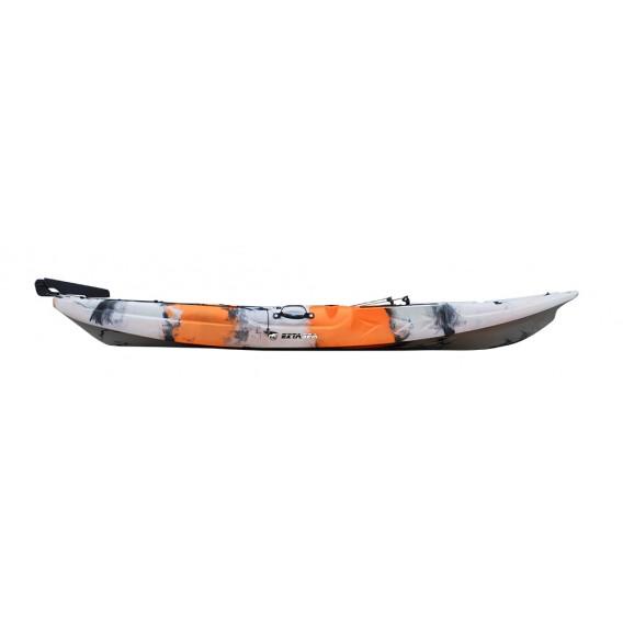 ExtaSea-Yak 350 Pro 1er Sit on Top Kajak mit Steueranlage + Kajaksitz + Paddel hier im ExtaSea-Shop günstig online bestellen