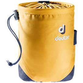 Deuter Gravity Chalk Bag I L Kletterzubehör curry-navy
