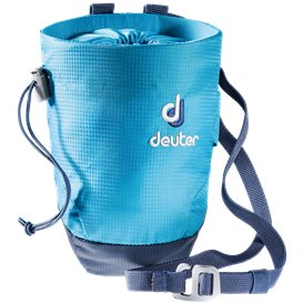 Deuter Gravity Chalk Bag II M Kletterzubehör azure-navy