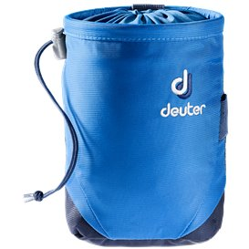 Deuter Gravity Chalk Bag I L Kletterzubehör lapis-navy