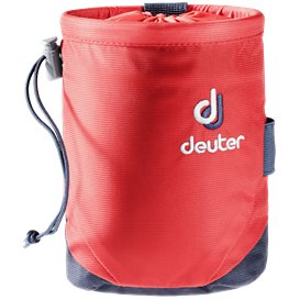 Deuter Gravity Chalk Bag I M Kletterzubehör chili-navy