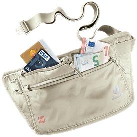 Deuter Security Money Belt II RFID BLOCK Reiseaccessoire sand