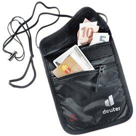 Deuter Security Wallet II RFID BLOCK Reiseaccessoire black