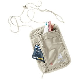 Deuter Security Wallet I RFID BLOCK Reiseaccessoire sand hier im Deuter-Shop günstig online bestellen