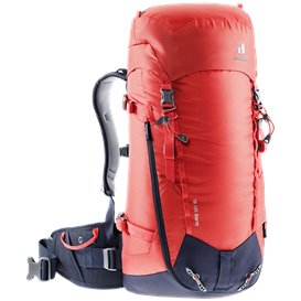 Deuter Guide 32+ SL Damen Alpinrucksack chili-navy hier im Deuter-Shop günstig online bestellen