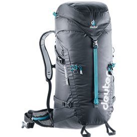 Deuter Gravity Expedition 45+ Alpinrucksack black