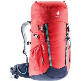 Deuter Climber Kinderrucksack chili-navy hier im Deuter-Shop günstig online bestellen