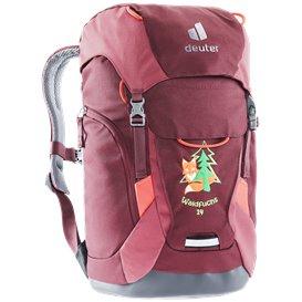 Deuter Waldfuchs 14 Kinderrucksack maron-cardinal hier im Deuter-Shop günstig online bestellen