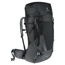 Deuter Futura Air Trek 55 + 10 SL Damen Trekkingrucksack black-graphite hier im Deuter-Shop günstig online bestellen