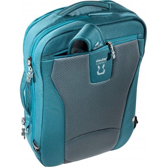 Deuter Aviant Carry On 28 SL Damen Rucksack Reiserucksack denim-arctic hier im Deuter-Shop günstig online bestellen
