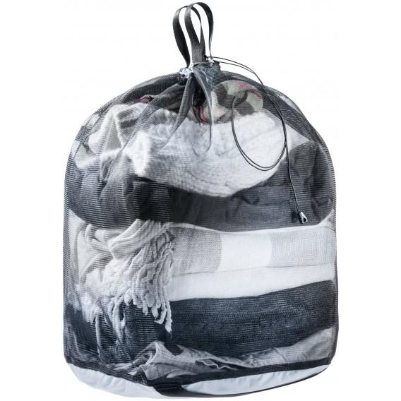 Deuter Mesh Sack 18 Packtasche tin-black hier im Deuter-Shop günstig online bestellen