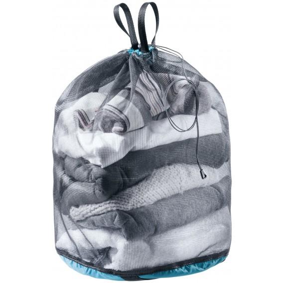 Deuter Mesh Sack 10 Packtasche petrol-black hier im Deuter-Shop günstig online bestellen