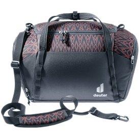 Deuter Hopper Reisetasche Sporttasche redwood ethno-black hier im Deuter-Shop günstig online bestellen
