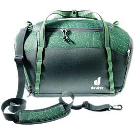 Deuter Hopper Reisetasche Sporttasche leaf geo-ivy hier im Deuter-Shop günstig online bestellen
