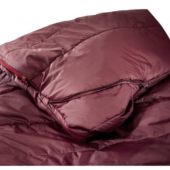 Deuter Starlight Kinderschlafsack maron-navy hier im Deuter-Shop günstig online bestellen