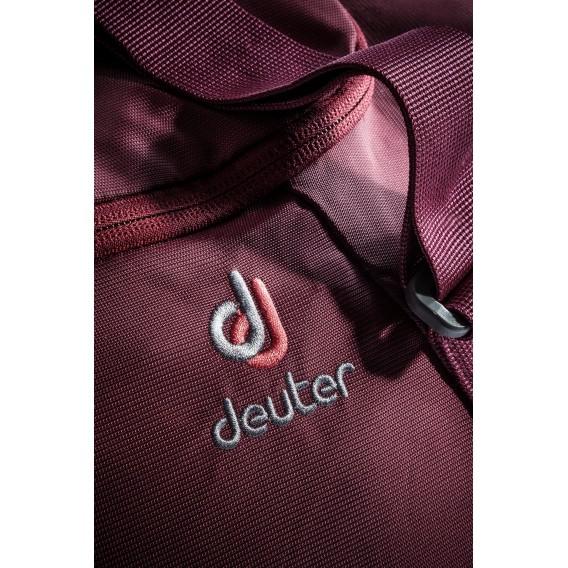 Deuter AViANT Duffel 50 Reisetasche maron-aubergine hier im Deuter-Shop günstig online bestellen