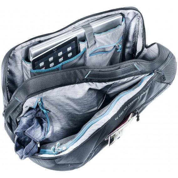 Deuter AViANT Carry On Pro 36 Reiserucksack Daypack black