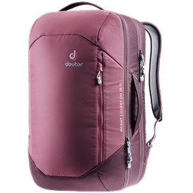 Deuter Aviant Carry On 28 SL Damen Rucksack Reiserucksack maron-aubergine