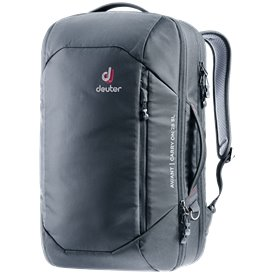 Deuter Aviant Carry On 28 SL Damen Rucksack Reiserucksack black