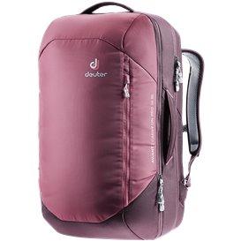 Deuter AViANT Carry On Pro 36 SL Damen Reiserucksack Daypack maron-aubergine