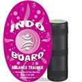 Indoboard Original Pink Balancetrainer inkl. Rolle und DVD