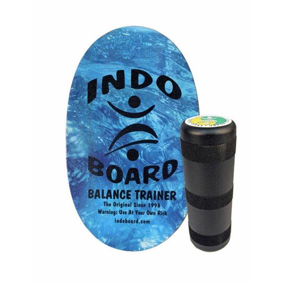 Indoboard Original Sparkling Water Balancetrainer inkl. Rolle und DVD hier im Indo Board-Shop günstig online bestellen