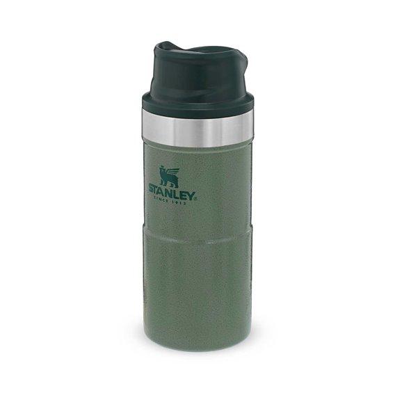 Stanley Classic Trigger Action Travel Mug 0,354l Thermobecher Trinkbecher grün