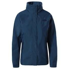 The North Face Resolve 2 Jacket Damen Regenjacke monterey blue