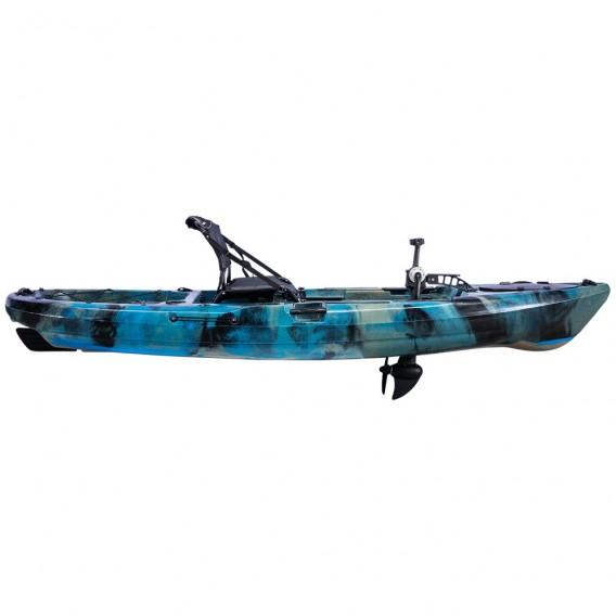 ExtaSea-Yak 316 Pedal II 1 Personen Sit on Top Kajak Pedalkajak hier im ExtaSea-Shop günstig online bestellen