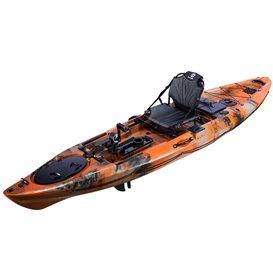 ExtaSea-Yak 366 Pedal II 1 Personen Sit on Top mit Pedalantrieb hier im ExtaSea-Shop günstig online bestellen