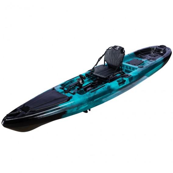 ExtaSea-Yak 396 Pedal II 1 Personen Kajak mit Pedalantrieb Sit on Top hier im ExtaSea-Shop günstig online bestellen