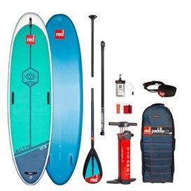 Red Paddle Activ 10.8 MSL SUP komplett Set aufblasbares Stand up Paddle Board hier im Red Paddle-Shop günstig online bestellen