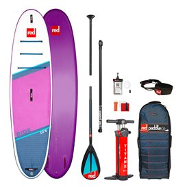 Red Paddle Ride SE 10.6 MSL SUP komplett Set aufblasbares Stand up Paddle Board