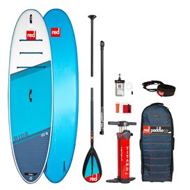 Red Paddle Ride 10'8 MSL SUP komplett Set aufblasbares Stand up Paddle Board