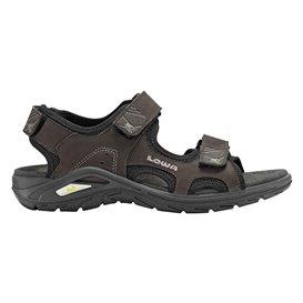 Lowa Urbano Herren Trekking und Outdoor Sandale schiefer hier im Lowa-Shop günstig online bestellen
