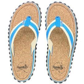 Gumbies Corker Zehentrenner Badelatschen blue