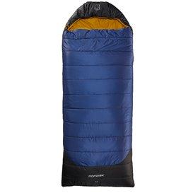 Nordisk Puk -2 Blanket Kunstfaser Deckenschlafsack 3-Jahreszeiten blau hier im Nordisk-Shop günstig online bestellen