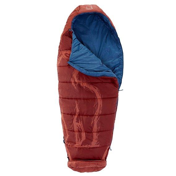 Nordisk Puk Junior Kinderschlafsack Kunstfaserschlafsack rot hier im Nordisk-Shop günstig online bestellen