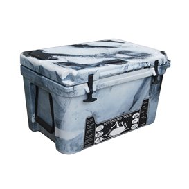 ExtaSea Profi Cooler Kühlbox 45 Liter für Camping, Angeln, Wohnmobil, Festivals