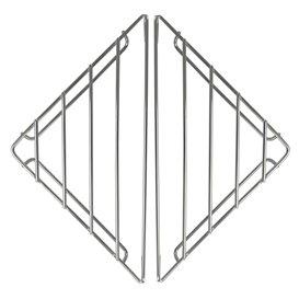 Winnerwell Gr. S Grillgitter für Flat Firepit Gitter für Feuerschale