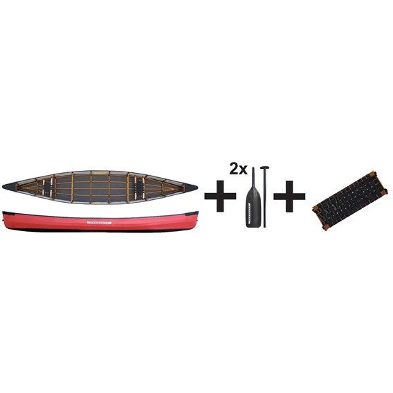 Pakboats PakCanoe 170 Jubelpaket Faltboot Kanadier Set Paddel hier im Pakboats USA-Shop günstig online bestellen
