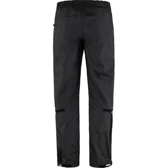 Fjällräven High Coast Hydratic Trousers Regular Herren Regenhose black hier im Fjällräven-Shop günstig online bestellen