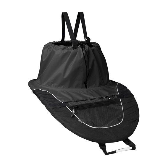 Hiko Trek Bungee ION Kajak Spritzdecke Spritzschutz Neopren black hier im Hiko-Shop günstig online bestellen
