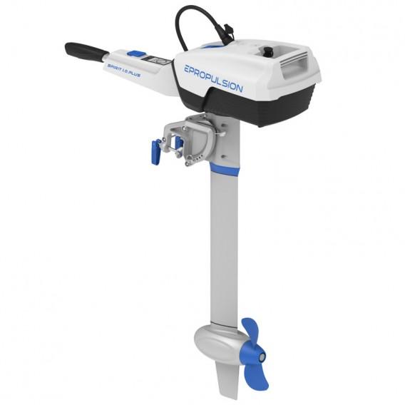 Epropulsion Spirit 1.0 Plus 3 PS Kurzschaft Elektromotor Außenborder mit Akku hier im Epropulsion-Shop günstig online bestellen