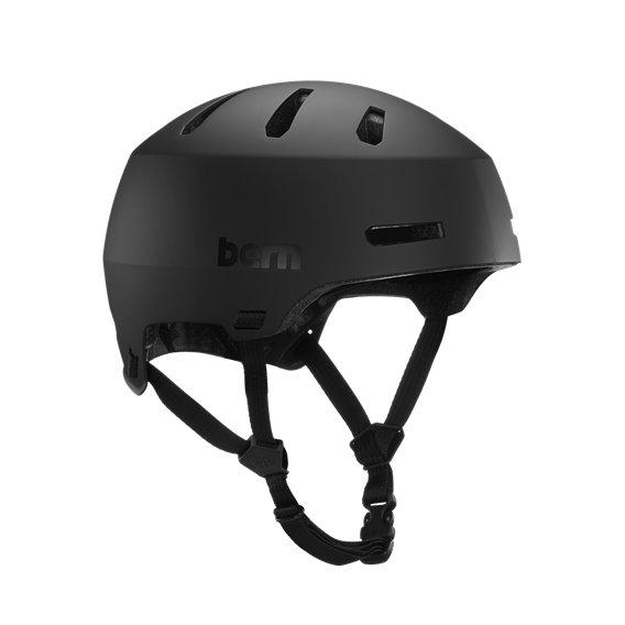 Bern Macon 2 H2O Helm für Wakeboard Kajak Wassersport black