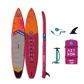 Aztron Meteorlite Race 12.6 aufblasbares Stand up Paddle Board SUP Set hier im Aztron-Shop günstig online bestellen