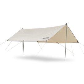 Naturehike Girder Shelter Tarp 14 Sonnensegel Wetterschutz