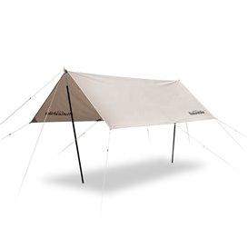 Naturehike Square Canopy Sonnensegel Baumwolltarp