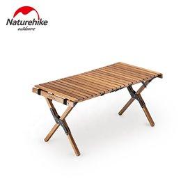 Naturehike Roll Table Campingtisch Holztisch Falttisch