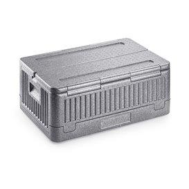 Naturehike Folding Storage Box Kühlbox Transportbox 40l grau